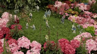 Λονδίνο: Με μήνυμα της βασίλισσας τα εγκαίνια της ...ψηφιακής Έκθεσης Λουλουδιών του Τσέλσι