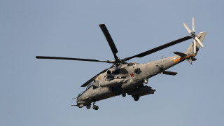 Συντριβή στρατιωτικού ελικοπτέρου στη Μόσχα - Νεκρά τα μέλη του πληρώματος