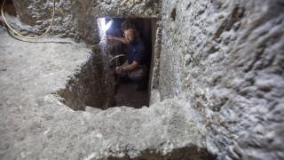 Ιερουσαλήμ: Αρχαιολόγοι ανακάλυψαν μυστηριώδεις υπόγειους θαλάμους
