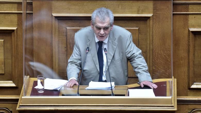 Σήμερα η μυστική ψηφοφορία για τη διεύρυνση του κατηγορητηρίου για τον Παπαγγελόπουλο