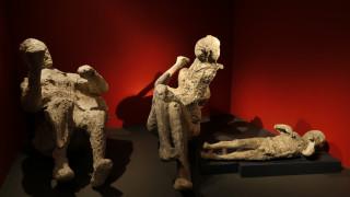 Το Βρετανικό Μουσείο μάς ταξιδεύει ψηφιακά στην Πομπηία (pics&vid)