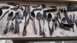 Βρέθηκαν κρυμμένα αντικείμενα στο στρατόπεδο συγκέντρωσης του Άουσβιτς