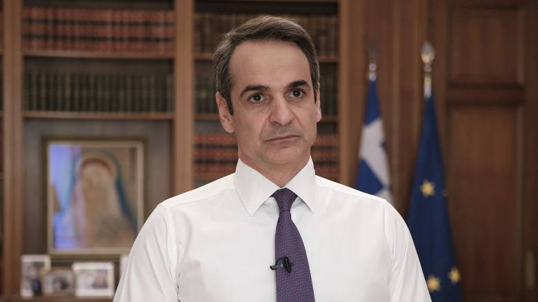 Διάγγελμα Μητσοτάκη: Σχέδιο «γέφυρα» 17 δισ. ευρώ για εργασία, οικονομία και τουρισμό