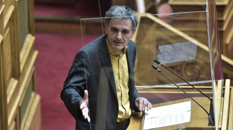 Τσακαλώτος: Οι προβλέψεις της κυβέρνησης για την ύφεση θυμίζουν περισσότερο αστρολογία