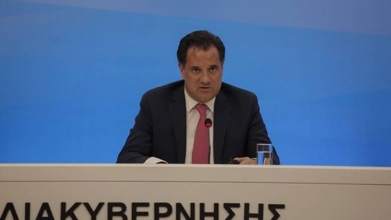 Γεωργιάδης: Μπαράζ αιτήσεων για δάνεια ΤΕΠΙΧ ΙΙ με το άνοιγμα της πλατφόρμας