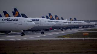 Γερμανία: Συμφωνία Lufthansa με κυβέρνηση - Πακέτο στήριξης εννέα δισ.