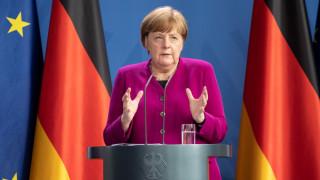 Μέρκελ: Περιμένουμε την τελική πρόταση της ΕΕ για το «ταμείο ανασυγκρότησης»