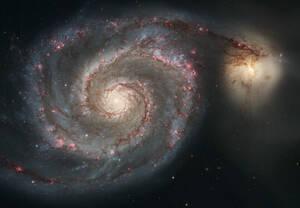 Whirlpool Galaxy (2005)