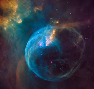 Bubble Nebula (2016)
