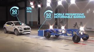 Αυτοκίνητο: Οι νέες προδιαγραφές των crash tests του EuroNCAP θα κάνουν τα αυτοκίνητα πιο ασφαλή