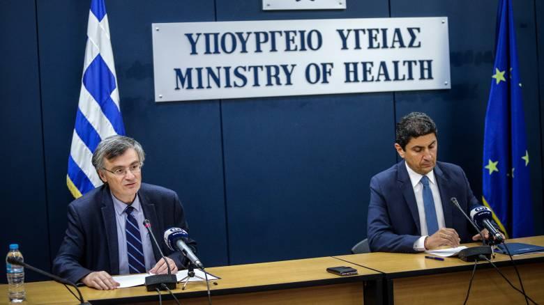 Τσιόδρας για εμβόλιο κορωνοϊού: Θέλει συμφωνία σε ευρωπαϊκό επίπεδο για κοινή προμήθεια
