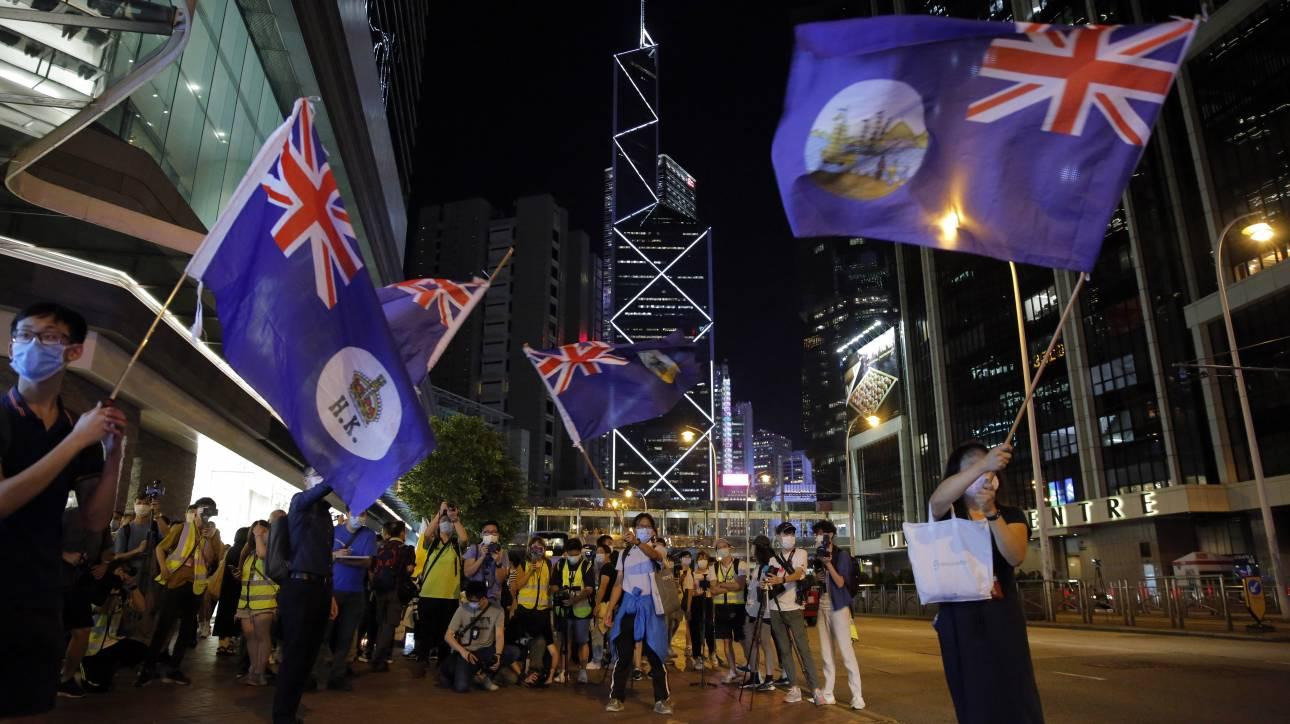 Νέο αμφιλεγόμενο νόμο για το Χονγκ Κονγκ θα προτείνει η Κίνα