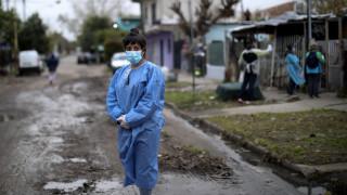 Κορωνοϊός στην Αργεντινή: Μεγάλη αύξηση των κρουσμάτων μόλυνσης