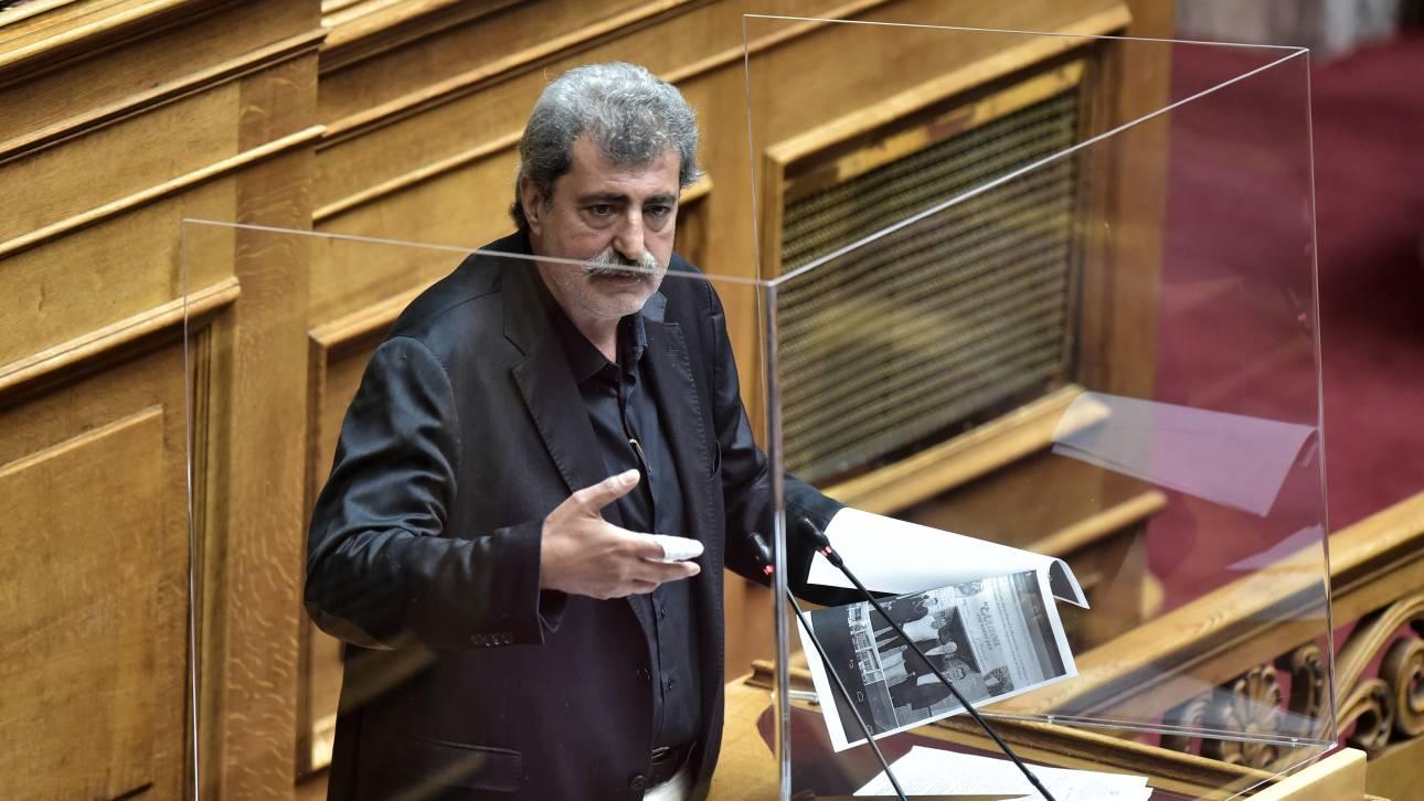 Βουλή: Τι λέει ο Πολάκης για τον καβγά με τον Κυρανάκη στην Προανακριτική