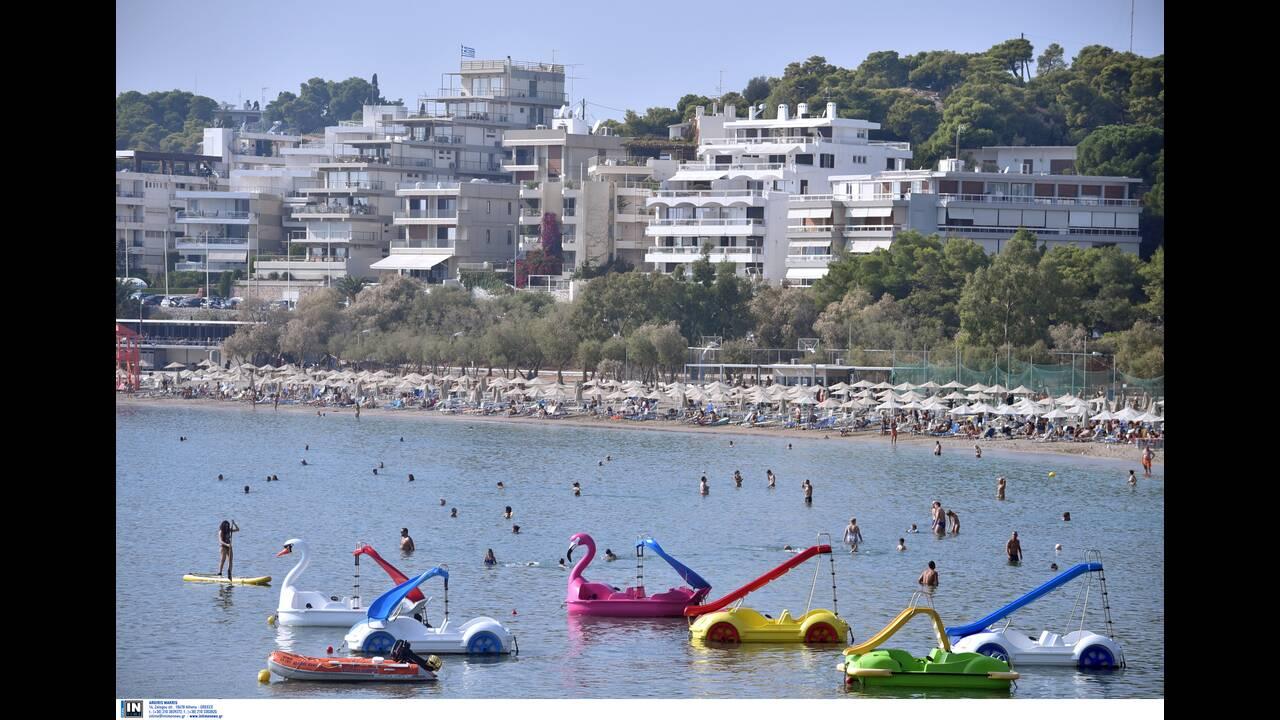 Δήμος Βάρης-Βούλας-Βουλιαγμένης, Αστέρας Βουλιαγμένης/Astir Beach Vouliagmenis
