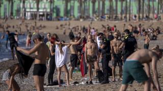 Κορωνοϊός – Ισπανία: Χαλάρωση των μέτρων σε Μαδρίτη και Βαρκελώνη