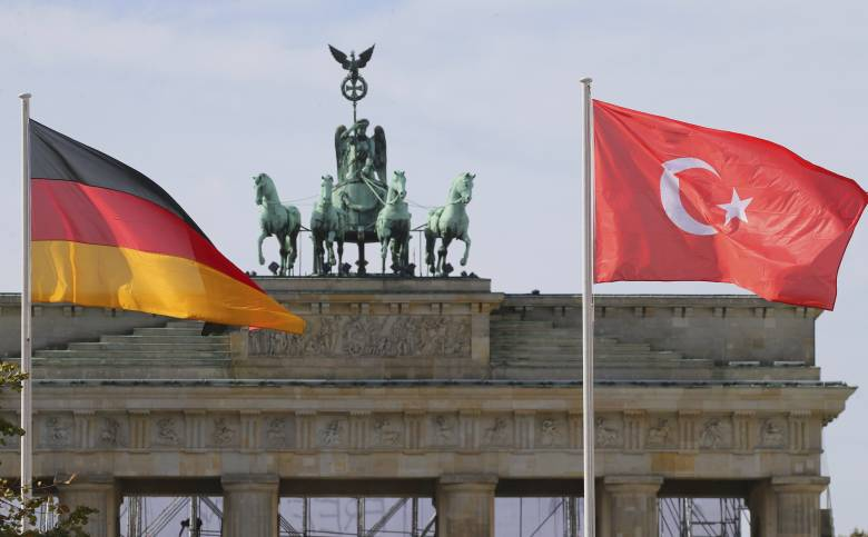 Διαμαρτυρία Βερολίνου στην Άγκυρα για πυροβολισμούς κατά ανδρών της Frontex στον Έβρο