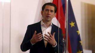 Κουρτς κατά Μέρκελ - Μακρόν: Η ΕΕ δεν πρέπει να γίνει ένωση χρέους