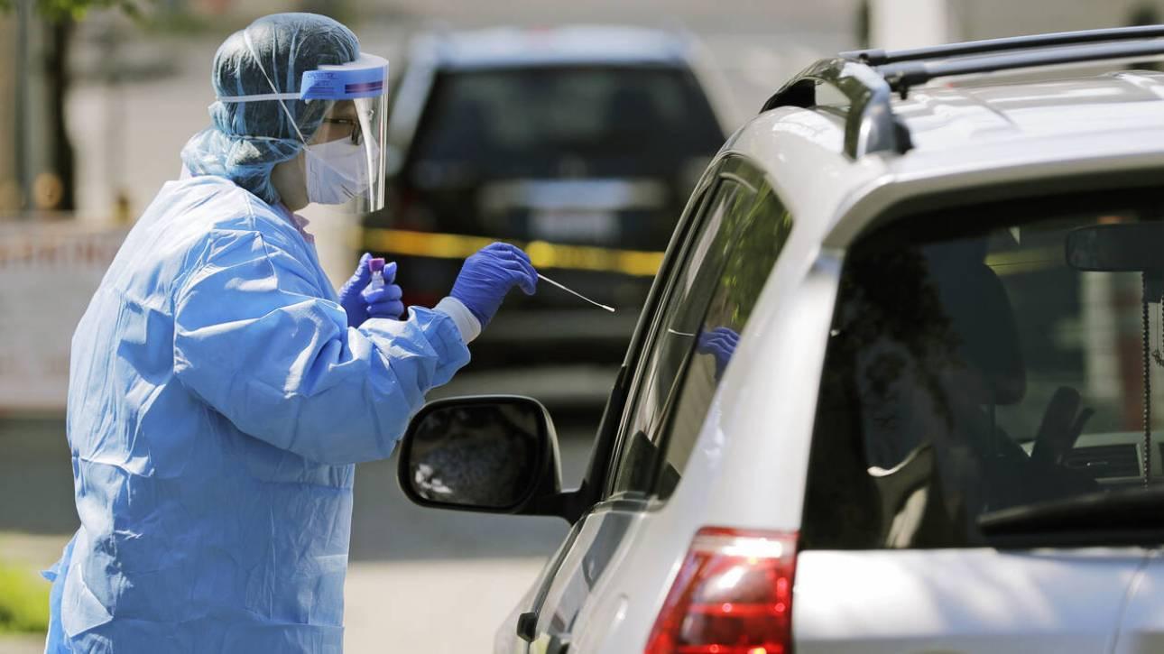 ΗΠΑ - Κορωνοϊός: Πάνω από 95.000 οι νεκροί εξαιτίας της Covid-19