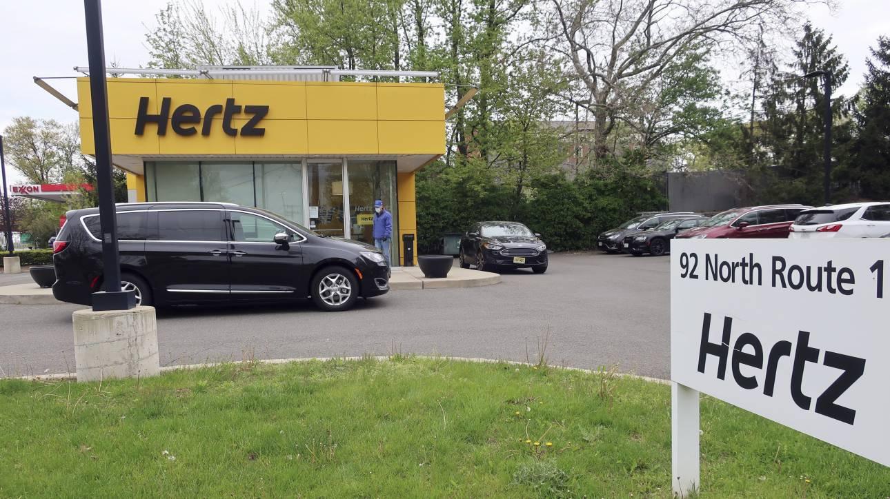 Κορωνοϊός: Η εταιρεία Hertz κήρυξε πτώχευση σε ΗΠΑ και Καναδά