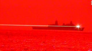 ΗΠΑ: Πολεμικό πλοίο καταρρίπτει drone με λέιζερ σε άσκηση στη θάλασσα