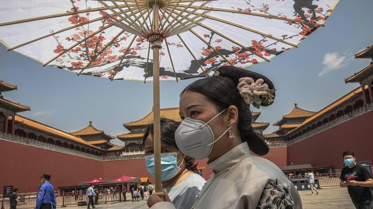 Μεγάλη μέρα στην Κίνα: Κανένα κρούσμα για πρώτη φορά από την έναρξη της πανδημίας