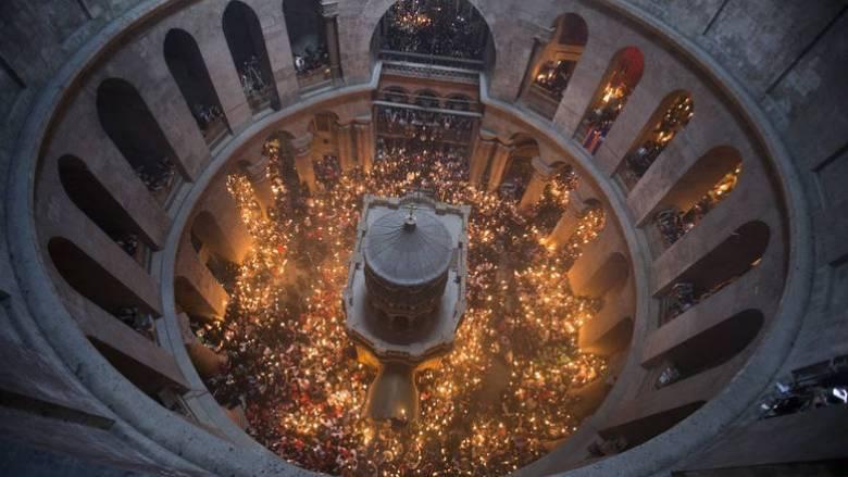 Άρση μέτρων: Ανοίγει ο Ναός της Αναστάσεως στην Ιερουσαλήμ - CNN.gr