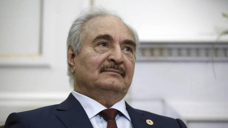 Λιβύη: Ο Χάφταρ ξεσηκώνει τις δυνάμεις του να πολεμήσουν ενάντια στην Τουρκία