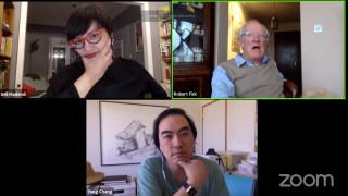 ΦΝΘ: Ανοιχτή συζήτηση με τον ανταποκριτή Ρόμπερτ Φισκ και το σκηνοθέτη Γιούνγκ Τσανγκ