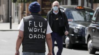Έρευνα ΕΚΠΑ: Ο κορωνοϊός «φρέναρε» την εποχική γρίπη