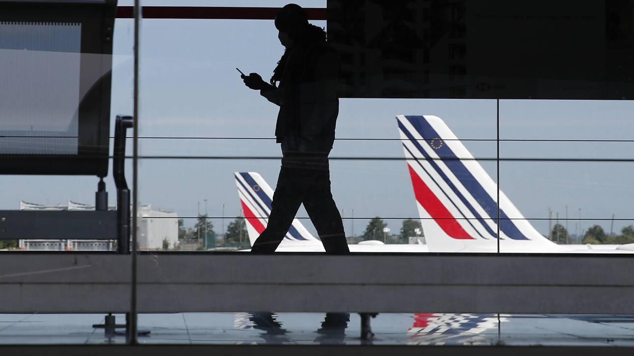 Γαλλία: Προϋποθέσεις για την κρατική διάσωση της Air France θέτει η κυβέρνηση