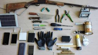 Κέρκυρα: Οπλισμένος σαν «αστακός» ήταν ο 47χρονος «δράκος της Λευκίμμης»
