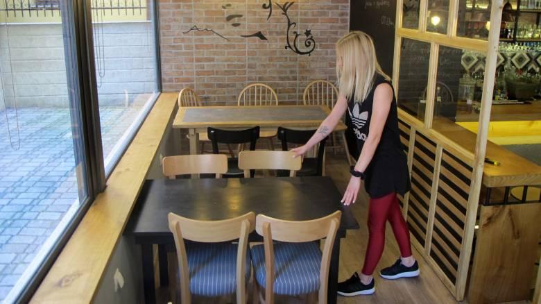 Άρση μέτρων - Χατζηγεωργίου: Τι πρέπει να προσέχουμε σε καφέ και εστιατόρια