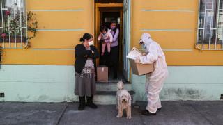 Χιλή: Στα όριά του το εθνικό σύστημα υγείας λόγω κορωνοϊού