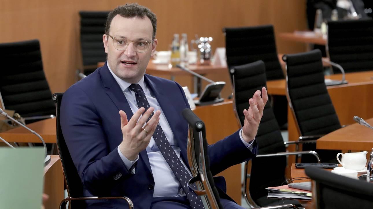 Γερμανία - υπουργός Υγείας: Να μιλήσουμε για τον ΠΟΥ, αλλά αφού τελειώσει η πανδημία