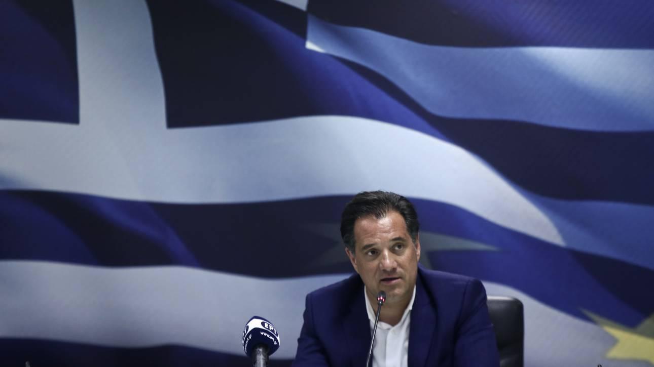 Γεωργιάδης: Στην κρίση αυτή όλοι θα χάσουμε από λίγο
