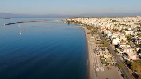 Καλαμάτα: Η εξωτική μεγαλούπολη με την βραβευμένη με γαλάζια σημαία παραλία