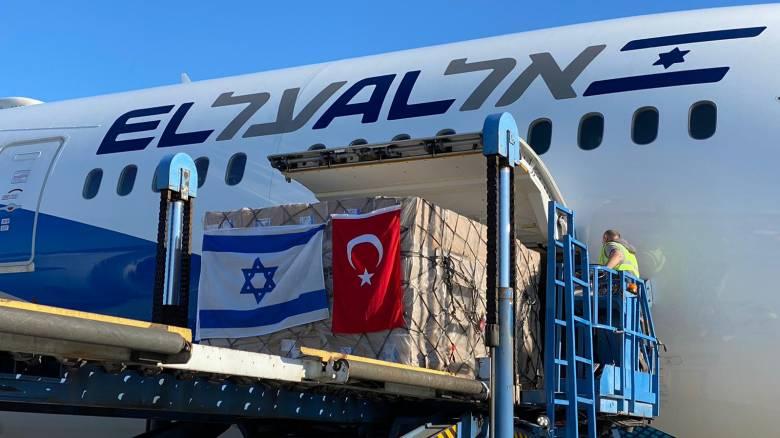 «Κλείνει το μάτι» στο Ισραήλ ο Ερντογάν ανοίγοντας το αεροδρόμιο της Κωνσταντινούπολης
