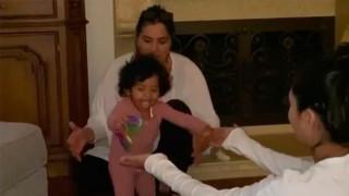 Βανέσα Μπράιαντ: Το αξιολάτρευτο βίντεο με τα πρώτα βήματα της μικρότερης κόρης της
