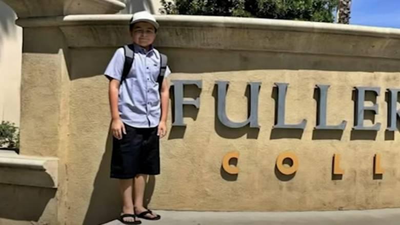 Παιδί-θαύμα: 13χρονος πήρε το.... τέταρτο πτυχίο του