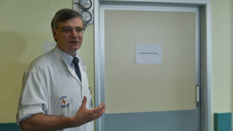 Κορωνοϊός - Τσιόδρας: Θα είχαμε πάνω από 13.500 θανάτους αν δεν λαμβάναμε μέτρα