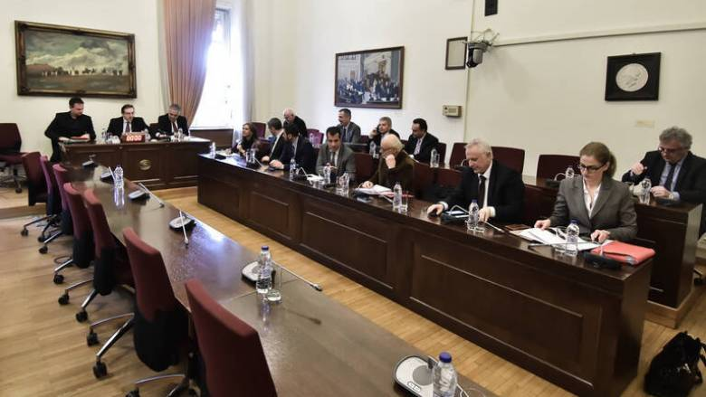 Ένταση και αποχώρηση ΣΥΡΙΖΑ στην Προανακριτική για Παπαγγελόπουλο