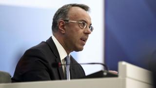 Σταϊκούρας σε Τσακαλώτο: Έωλες οι προτάσεις του ΣΥΡΙΖΑ για την αντιμετώπιση της κρίσης