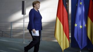 Γερμανία - Μέρκελ προς CDU: Υποστηρίξτε το Ευρωπαϊκό Ταμείο Ανάκαμψης