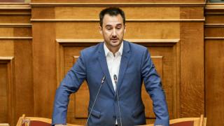 Χαρίτσης: «Μέρα με τη νύχτα το πρόγραμμα του ΣΥΡΙΖΑ» με την κυβερνητική πολιτική
