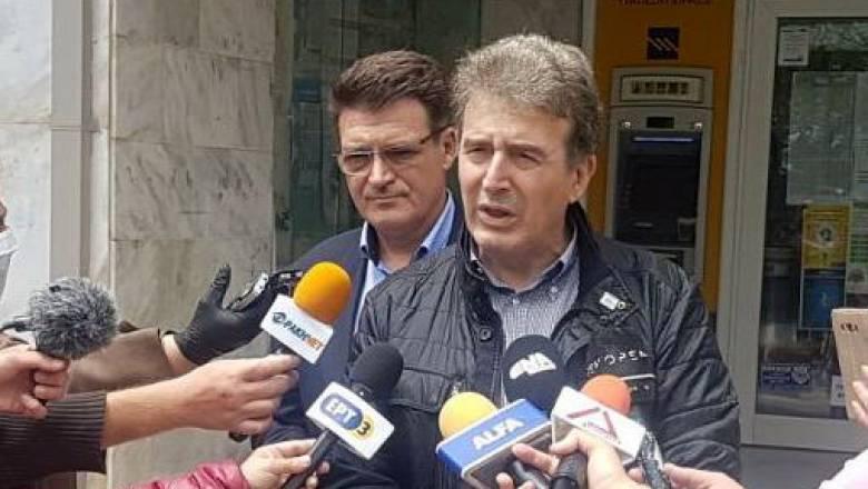 Χρυσοχοΐδης: Ο φράχτης στον Έβρο θα κατασκευαστεί για να προασπισθούν τα συμφέροντα της χώρας