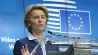 Κορωνοϊός: Η Ούρσουλα φον ντερ Λάιεν παρουσιάζει το σχέδιο ανάκαμψης στο Ευρωκοινοβούλιο