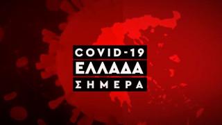 Κορωνοϊός: Η εξάπλωση του Covid 19 στην Ελλάδα με αριθμούς (27 Μαΐου)