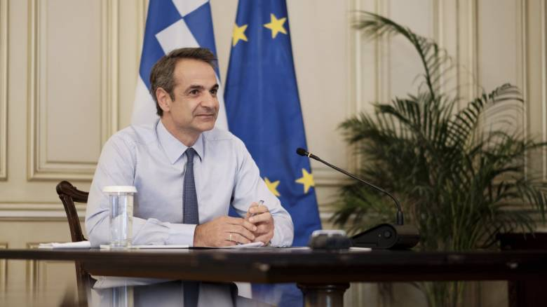 Μητσοτάκης: «Μεγάλο υπερόπλο» η πρόταση της Κομισιόν για το Ταμείο Ανάκαμψης