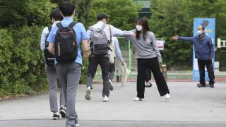 Κορωνοϊός στη Νότια Κορέα: 79 νέα κρούσματα μόλυνσης -  Τα περισσότερα από την 5η Απριλίου